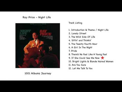 Ray Price - If She Could See Me Now