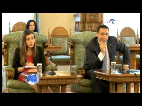Înregistrarea discuţiilor dintre Traian Băsescu, Victor Ponta și Ministrul Finanțelor