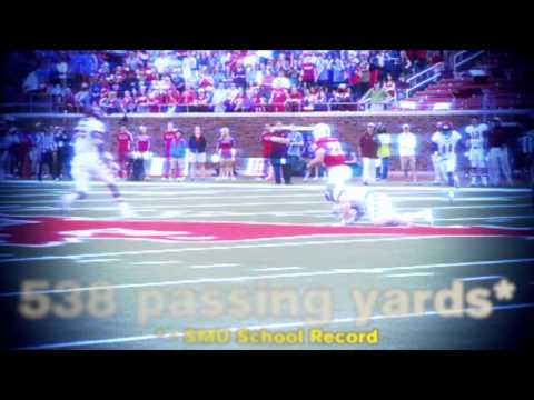 PonyUpTV: Garrett Gilbert - His record breaking game