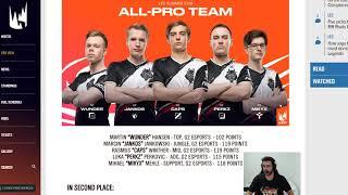 All Pro Team de la LEC en el Summer Split '19 | Drop the mic