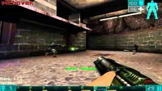 Unreal tournament Game of Year edition PC Gameplay