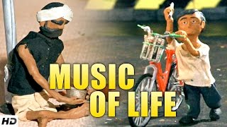 MUSIC OF LIFE - Story Of A Musician | Animated Short Film