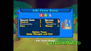 Worms Reloaded All Speech Banks Introduction Tracks