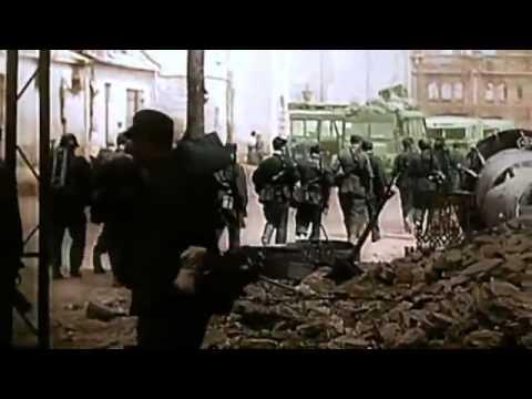 Warsaw Uprising 1944 In Color