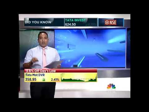 DIY: Tata Investment Corp - September 14, 2016