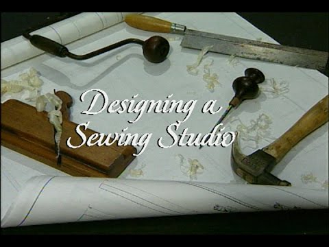 """Designing A Sewing Studio"" Episode: 2301"