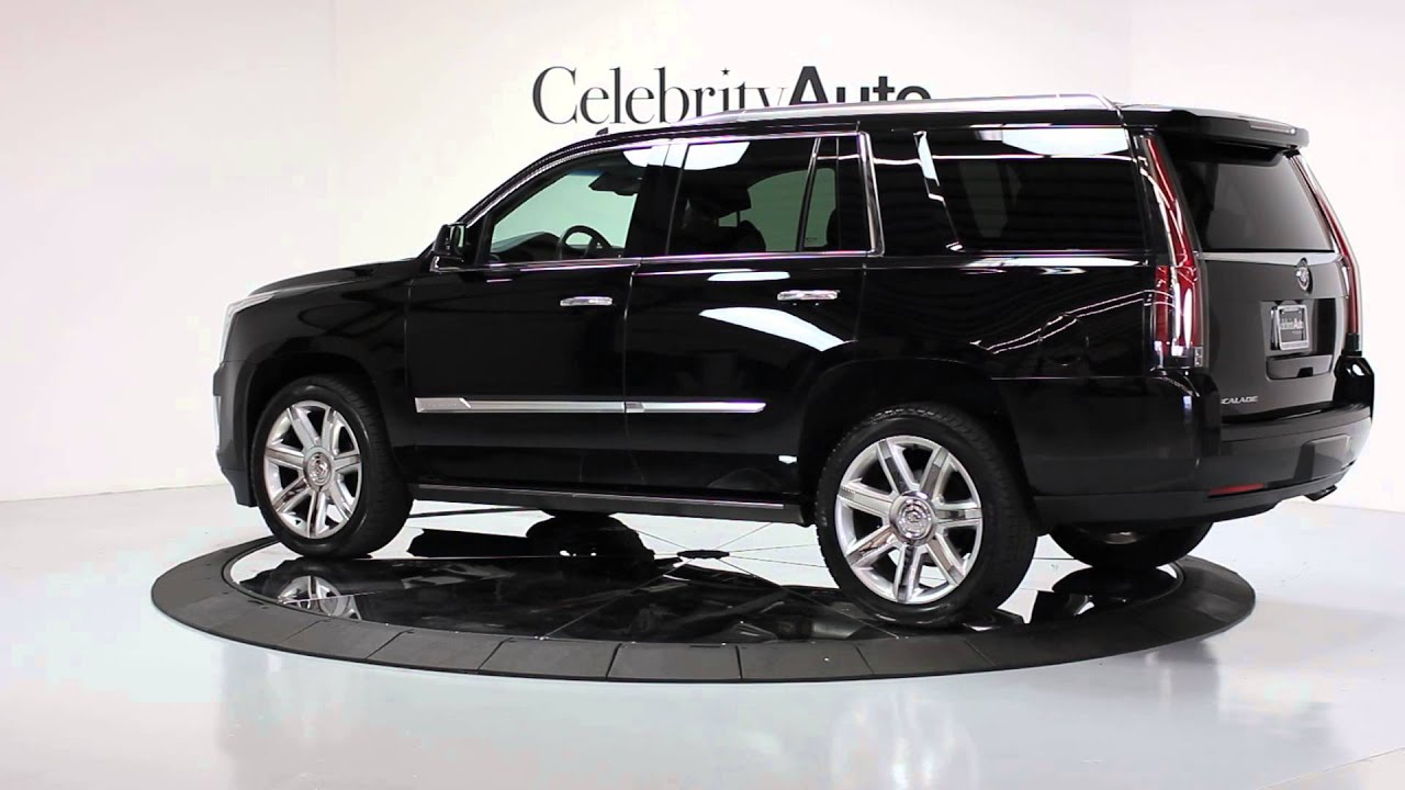 cadillac escalade 2015 black images galleries with a bite. Black Bedroom Furniture Sets. Home Design Ideas