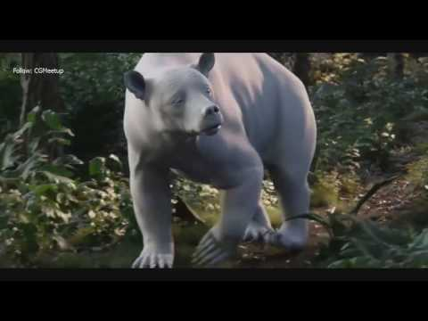 The Jungle Book Vfx | CGMeetup