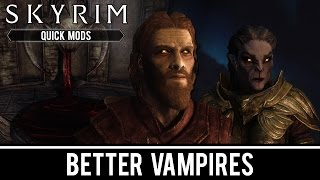 Skyrim Special Edition Mods: Better Vampires