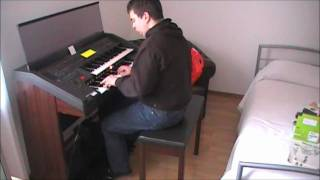 "Marco Cerbella plays ""Mission Impossible"", Lalo Schifrin (EL90, Electone)"