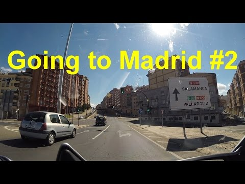 Going to Madrid #2 (Spain)