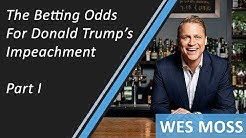 The Betting Odds Of Donald Trump's Impeachment, Part I