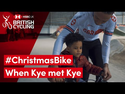 When Kye Met Kye | #ChristmasBike