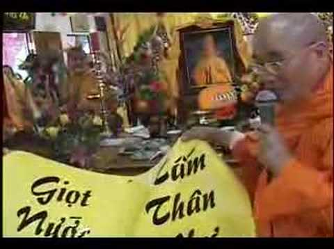 Tang Le Co Hoa Thuong Thich Duc Niem 9/76