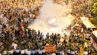 A recap of Hong Kong's Umbrella Movement in 5 minutes