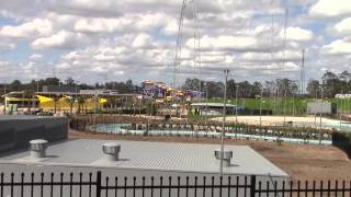 wet n wild one day before opening sydney december 1 2013