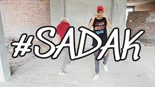 #SADAK | EMIWAY BANTAI | DANCE CHOREOGRAPHY | PREYASH & HARSH |