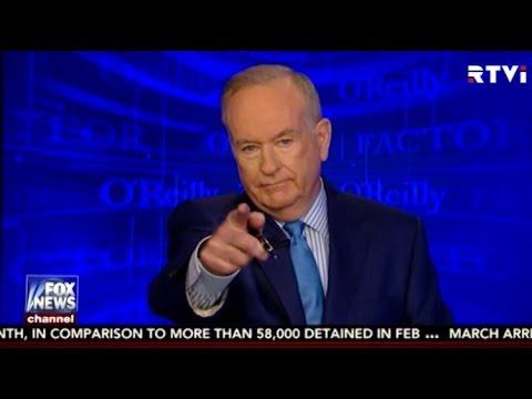 Ведущего Fox News O'Райли уволили после обвинений в сексуальных домогательствах