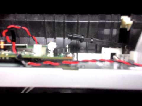 การซ่อม ปริ้นเตอร์ epson L210