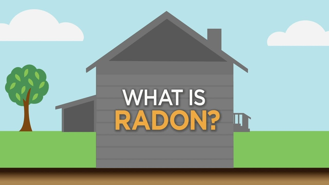 What is radon? - YouTube