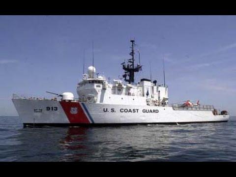 [Coast guard] Я у мамы береговой охранник!
