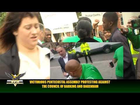 VPA COUNCIL PROTEST