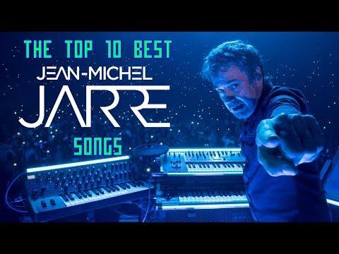 The Top 10 Best Jean-Michel Jarre Songs