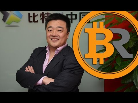 Bobby Lee (BTCC) - Mining centralization is not a bad thing