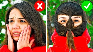 21 USEFUL HACKS TO HELP YOU SURVIVE THE WINTER