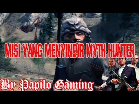 Misi Di GTA 5 Yang Menyindir Para Myth Hunter