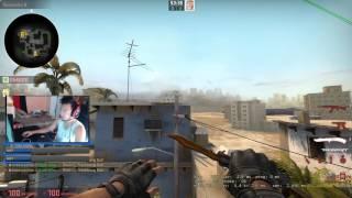 CS:GO Tips: Smoke, Flash and Molotov for Mirage Bombsite B (Terrorist)