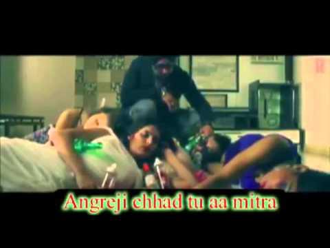 Bottle Deep Money Raftaar With Lyrics Full HD Video By Rakesh Sharma Dallusar   YouTube
