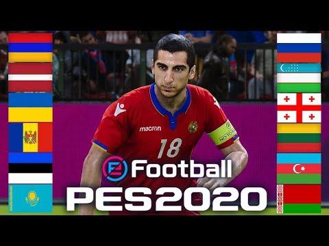 PES 2020 -