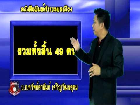 หนังสือพิมพ์ตำรวจพลเมือง  บ.ก. ทรัพย์อานันท์พูดคุยกับพี่น้องชาว ต พ  29-10- 2557