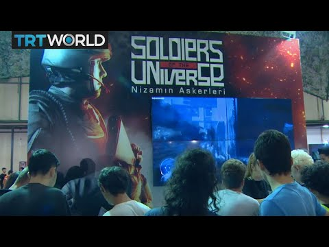 Gaming professionals gather at Istanbul expo | Money Talks