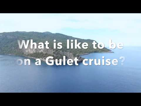 Blue cruise Gulet holiday Turkey and Greece 2017