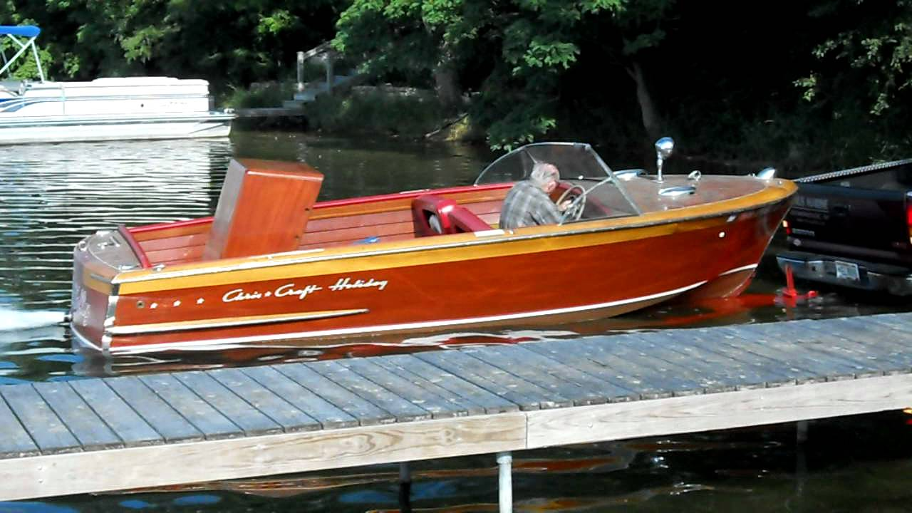 Chris Craft Holiday