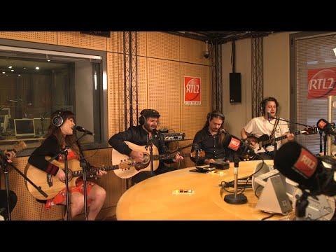 Angus & Julia Stone - Chateau - RTL2 Pop Rock Session