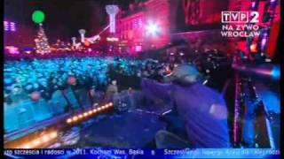 VIDEO- Szminki róż - Wrocław 31.12.2010