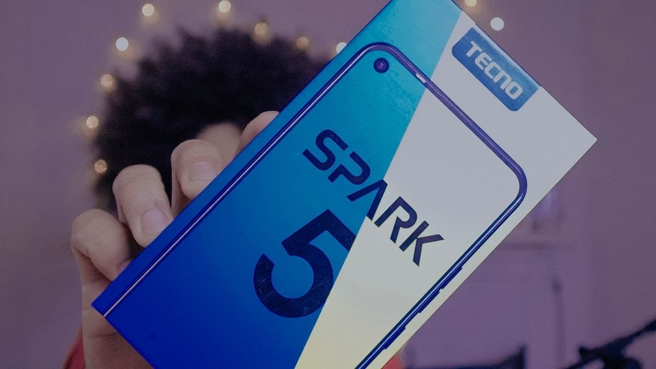Tecno Spark 5 Review - A Great Starter Smartphone?