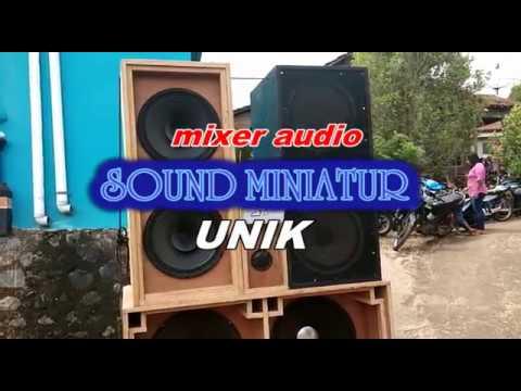 Mixer & power miniatur.... #unik antik#
