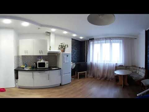 Квартира (студия) в ЖК «Радужный», Кемерово, пр-кт Шахтеров