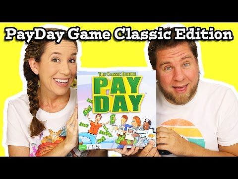 PayDay Game Classic Edition