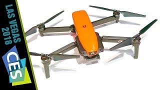 The Mavic Killer? Autel Debuts Evo Drone at CES 2018