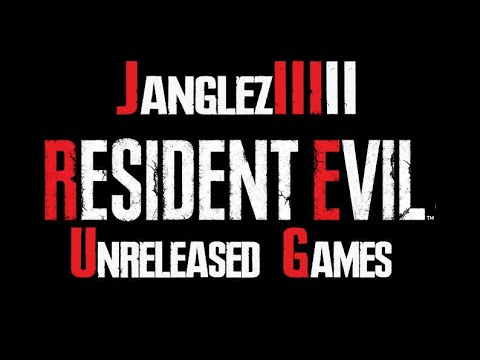 Resident Evil - Unreleased Games