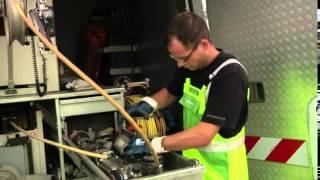 Ausbildung als Fachkraft für Rohr,- Kanal- und Industrieservice bei Nehlsen