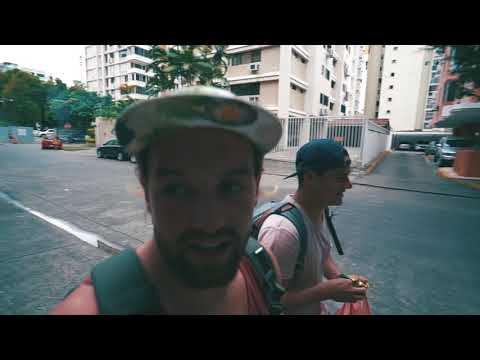 HOW TO CROSS THE STREET IN PANAMA | VLOG #002