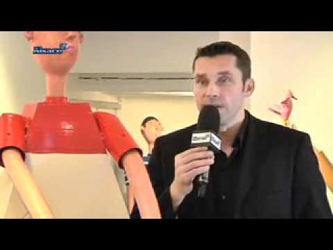 Reportage simsa patricia sculpture contemporaine 2 youtube for Sculpture contemporaine
