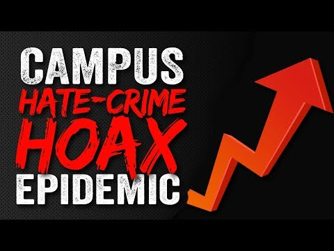Campus Hate-Crime Hoax Epidemic: The College Fix's Campus Roundup (Ep. 1)