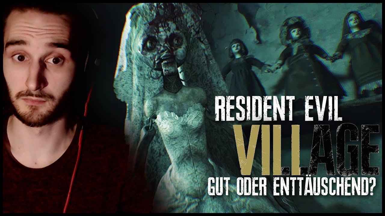 DAS KOMPLETTE SPIEL! | Resident Evil: Village - Hardcore 100%* [RE8 - Deutsch/German - Review]